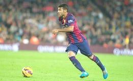RAFINHA FC BARCELONE Fotografia Stock