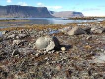 Rafjörður del ½ de Dà Imágenes de archivo libres de regalías