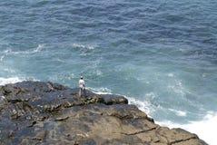 rafowy rybaka remore obrazy royalty free