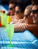 Rafrescamento no verão Imagens de Stock