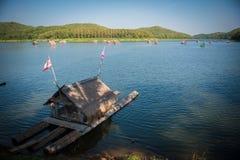 Raft Royalty Free Stock Photography