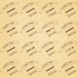 Сraft Recycled Paper Royalty Free Stock Images