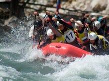 rafting άγρια περιοχές ύδατος