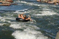 rafting ποταμός Στοκ φωτογραφίες με δικαίωμα ελεύθερης χρήσης