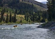Rafting Stock Image