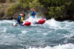 Rafting Stock Photos