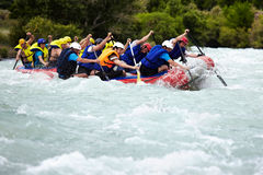 Free Rafting Competition Stock Photography - 20066112