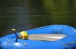 Rafting Equipment Stock Image
