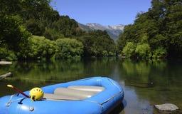 Rafting Equipment  Stock Photo