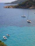 rafts skiftar vippning Royaltyfria Foton