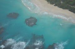 Rafy Koralowa podwodne Zdjęcia Stock