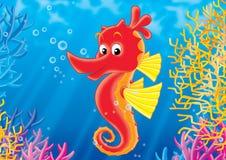 rafy koralowe Royalty Ilustracja