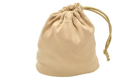 Rag bag without marks Royalty Free Stock Photos