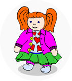 Rag doll Stock Images