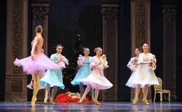 Rag doll-The Ballet  Nutcracker Royalty Free Stock Images