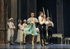 Rag doll-The Ballet  Nutcracker Royalty Free Stock Photography