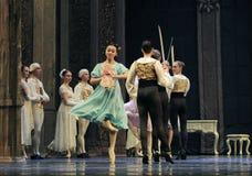Rag doll-The Ballet  Nutcracker Stock Photo