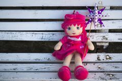 rag doll Stock Photo