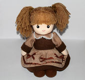 Rag doll Royalty Free Stock Photo