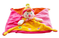 Rag doll clown royalty free stock photo