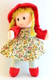 Rag doll. Royalty Free Stock Photo