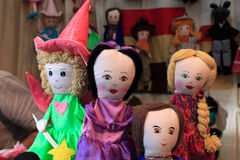 Rag dolls Royalty Free Stock Photos