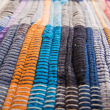 Rag rug Royalty Free Stock Image