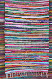 Rag Rug Royalty Free Stock Images