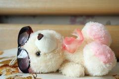 Rag toy bear Royalty Free Stock Photography