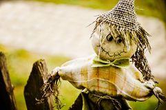 Rag witch doll Stock Images