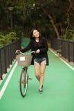 Ragazza abbastanza tailandese Fotografia Stock Libera da Diritti