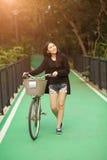 Ragazza abbastanza tailandese Immagini Stock Libere da Diritti
