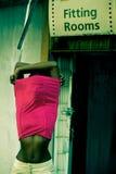 Ragazza africana Fotografia Stock