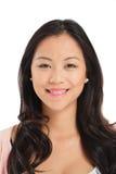 Ragazza asiatica Charming Immagini Stock Libere da Diritti
