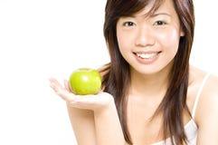Ragazza in buona salute 1 Fotografia Stock