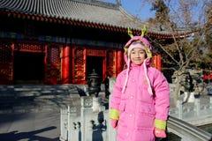 ragazza cinese Immagine Stock