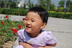 Ragazza cinese Fotografia Stock