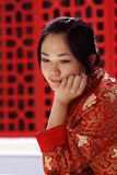Ragazza cinese Fotografie Stock Libere da Diritti