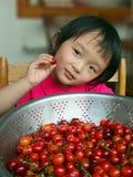 Ragazza cinese immagine stock libera da diritti