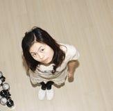 Ragazza cinese Fotografia Stock Libera da Diritti