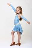 Ragazza del danzatore Immagine Stock