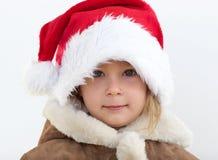 Ragazza della neve immagini stock libere da diritti