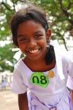 Ragazza dello Sri Lanka Immagini Stock Libere da Diritti