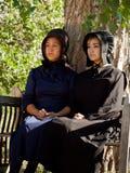 Ragazza di Amish immagine stock