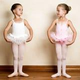 Ragazza di balletto Immagine Stock