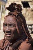 Ragazza di Himba Immagine Stock