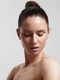 Ragazza di stile di Balerina con una pelle sana Fotografia Stock