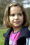 ragazza felice piccolo Fotografie Stock Libere da Diritti