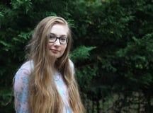 2 Ragazza-floreali teenager Immagini Stock Libere da Diritti