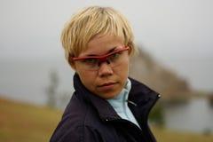 Ragazza N4 di Blondie Immagini Stock Libere da Diritti